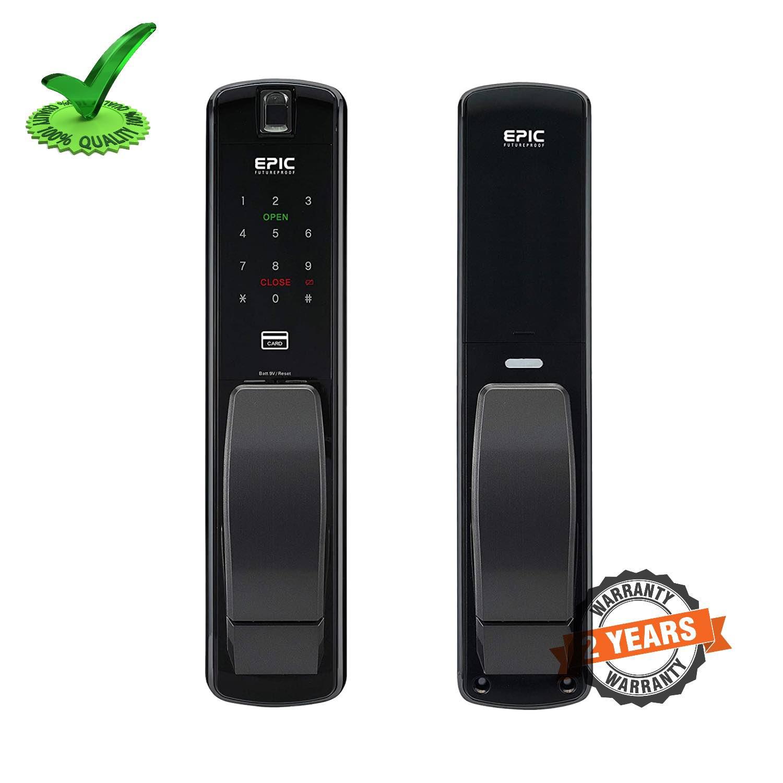 Epic EF-P8800K Pull-Push Smart Finger Print Door Lock