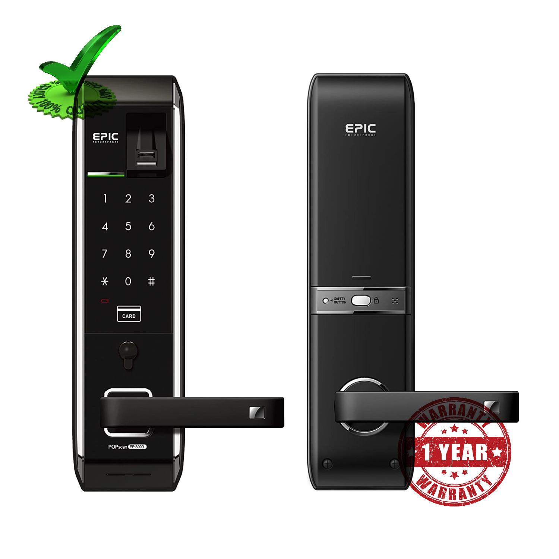 Epic EF 8000LR Digital Finger Digital Print Smart Door Lock
