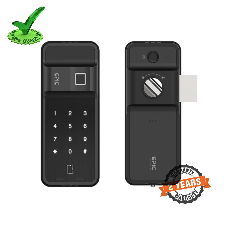 Epic ES-F500D 4way to Open Finger Print Digital Smart Door Lock