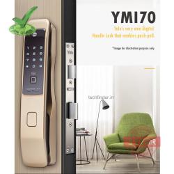 Yale YMI 70 Digital Pull Push Finger Print Smart Door Lock