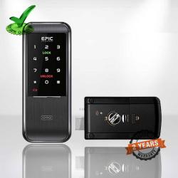 Epic TRIPLEX-3WAY Smart Card & Pin Password Smart Door Lock