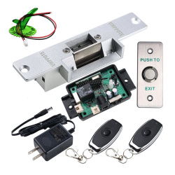 Remote 12v Strike Door Lock